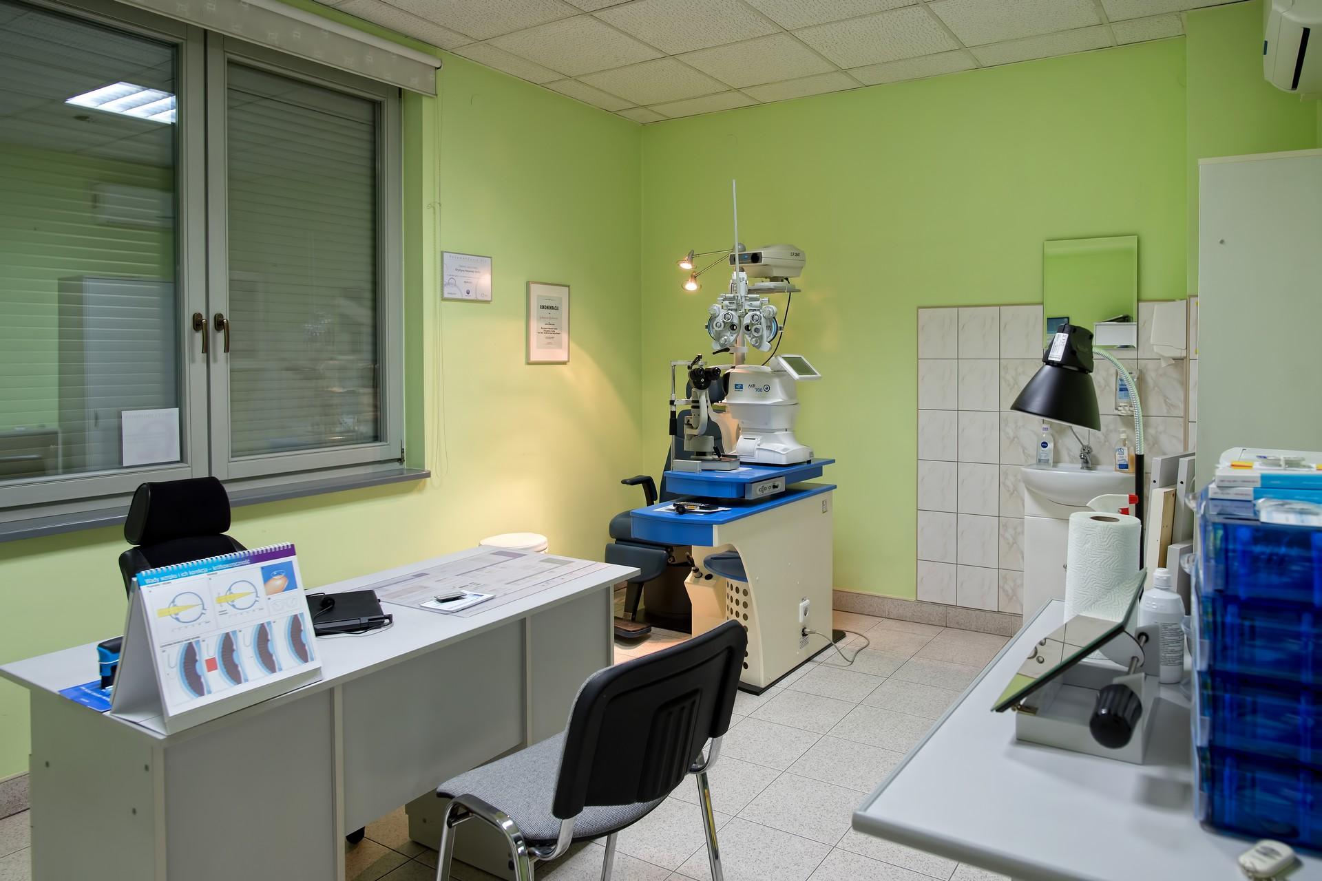 Optyk Szczytno | gabinet okulistyczny, badanie wzroku, dobór